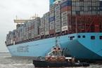 马士基航运扭亏 二季度盈利3.39亿美元