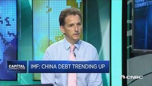 渣打:中国债务问题正得到改善