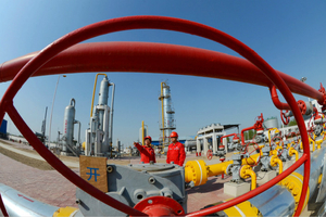 China Expected to Step Up Use of Natural Gas
