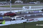 特斯拉Model X加速秒杀兰博基尼 创最快SUV记录