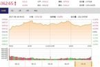今日收盘:70余只个股涨停 沪指放量创21个月新高