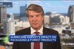 """分析人士:飓风""""哈维""""或造成美国包装箱供应短缺"""