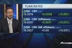 法巴银行:人民币可采取适度贬值策略