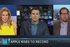 分析人士:苹果股价创新高利润前景乐观