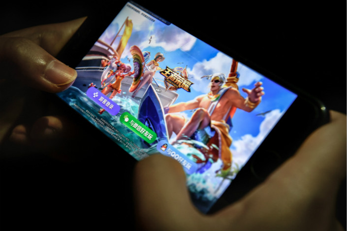 """The blockbuster mobile game """"Honour of Kings,"""" which had more than 54 million active daily users in May, brought in an estimated $1 billion in 2016. Photo: IC"""