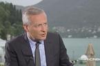 法经济部长:面对三大经济挑战 法国缺乏改革勇气