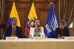 哥伦比亚政府与反政府武装签署临时停火协议