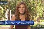 Facebook被曝夸大网络广告营销效果