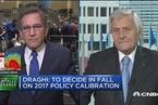 欧央行前行长特里谢:缩减QE计划仍在谨慎推进