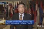 东盟经济部长主席:年底前亚洲自贸协定将有重大进展