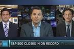 周一美股大涨 上扬期能否持续