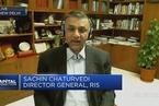安倍造访印度 援助其修建首列子弹列车