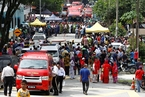 马来西亚首都吉隆坡一学校发生火灾 至少25人死亡