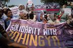 缅政府与罗兴亚人冲突已致37万难民逃亡 昂山素季取消赴联合国