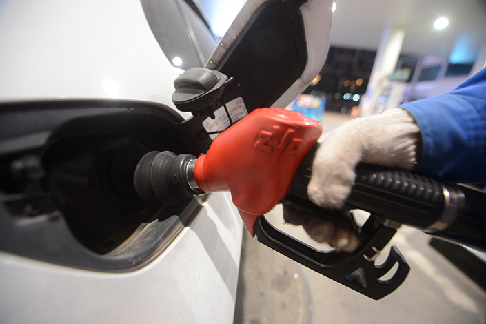 By promoting the use of ethanol biofuels, the government aims to reduce emissions of carbon dioxide, carbon monoxide and hydrocarbons. Photo: IC