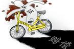 沪男童骑小黄车身亡案开庭 原告坚称车锁有重大隐患