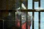 埃及前总统穆尔西因泄密罪被判终身监禁