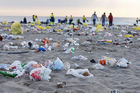 欧盟驻华大使:应对海洋垃圾危机 欧盟需与中国合作
