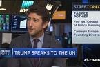 "NATO前官员:特朗普无法成为""自由世界的领袖"""
