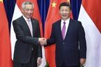 习近平会见李显龙 新加坡愿见中国在国际事务中发挥更大作用