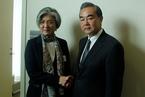 韩国外长:韩方将恪守不重新在半岛部署战术型核武的承诺
