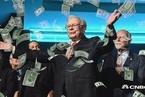 巴菲特打赢与对冲基金的10年赌局 赌金将用作慈善