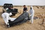 利比亚西部海域百余名非法移民溺亡