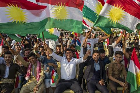伊拉克陷分裂危机:库尔德区独立公投在即 地缘风暴如何触发?