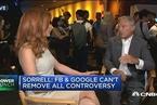 WPP CEO:谷歌和Facebook应对它们的内容负责