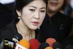 泰国前总理英拉被判处5年监禁