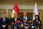 伊拉克库尔德自治区公投结果:92.73%支持独立