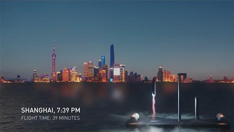 SpaceX最新计划:1小时内乘火箭到达地球上任何地方