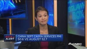 瑞银:为何中国9月财新PMI与官方数据出现背离