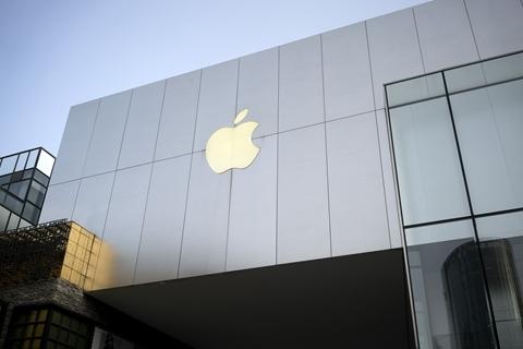 """苹果公司季度盈利超预期 手机销售""""量跌价升"""""""