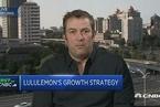 瑜伽品牌Lululemon CEO:我们在中国线上线下的销售都很可观