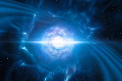 首个双中子星并合引力波被发现 中国科学家参与