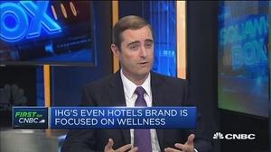 洲际酒店CEO:中国及亚太市场是我们扩张的重点