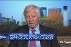 分析人士:特朗普对药价过高的批评合情合理