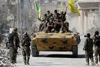 """""""伊斯兰国""""在叙利亚陷入穷途 叙政府军与""""民主军""""争抢筹码"""
