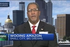 """美国乔治亚州一市长:只要亚马逊在我市建总部 贝索斯可当新城""""国王"""""""