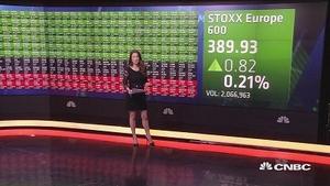 国际股市:欧股周五小幅高开