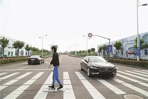 自动驾驶上海路径