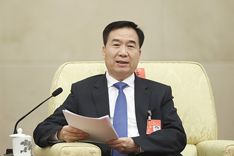 辽宁开放日李希谈贿选案
