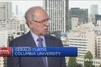 """哥伦比亚大学教授:""""安倍经济学""""不是最坏的选择"""