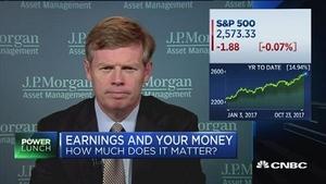 摩根士丹利:盈利增长期无论多长终会结束