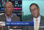 分析人士:谷歌等科技巨头之强大前所未有