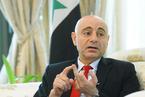 """专访叙利亚大使:内战打完之后 我们决意""""向东看"""""""