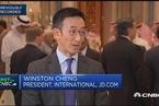 京东国际业务总裁:进军海外要靠合作伙伴