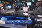 高盛:推特作为有价值的平台盈利前景乐观