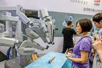 AI·医疗   达芬奇手术机器人单机使用率中国最高